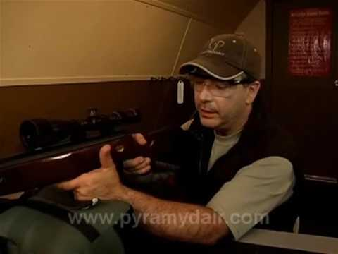 Video: Beeman Heavy Target air rifle - Airgun Reporter Episode #18   Pyramyd Air