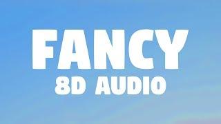 Iggy Azalea - Fancy (8D Audio) ft. Charli XCX