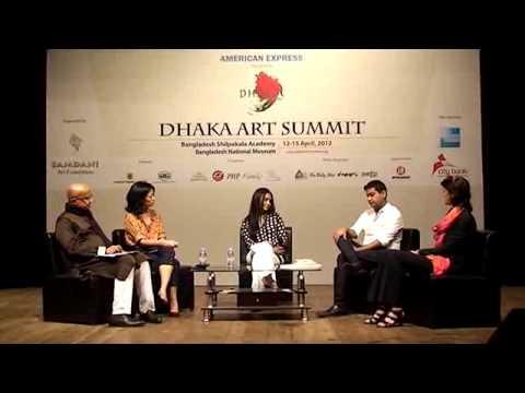 Dhaka Art Summit Talks – The emergence of South Asian Art – Bangladesh and Future – Part 3