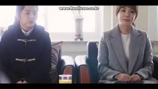 영화 [미쓰와이프] 중 '연우,하늘(엄정화,서신애 역)'