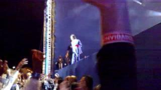 Roberto Carlos - Final do Show - Jogando Rosas