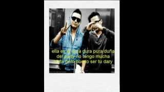 La Reina Del Party(LETRA) - Samo & Kj Feat . Cheka ★Reggeton 2012★