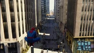 Wall Street Marvel's Spider-Man