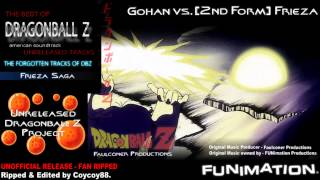 Gohan Vs. (2nd Form) Frieza - [Faulconer Productions]