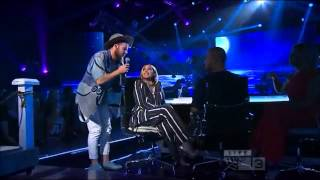 Stevie Tonks - Are You Gonna Be My Girl? (The X Factor New Zealand 2015) [Live Show 3]