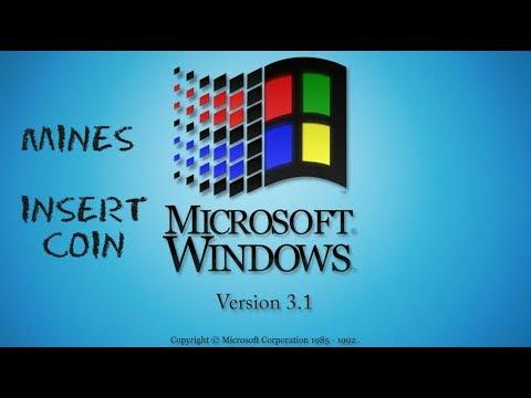 Mines (1989) - PC - Windows 3.1