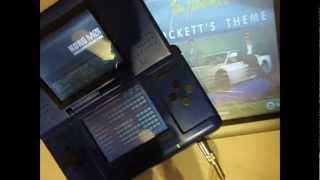 Crockett's Theme cover - Nintendo DS KORG M01