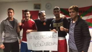 Nuestros sueños no se derriban (hortaleza boxing crew)