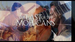 El ultimo de los Mohicanos Guitarra, Last of the mohicans guitar theme