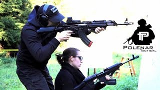 Tactical Shooting | Covering a Buddy
