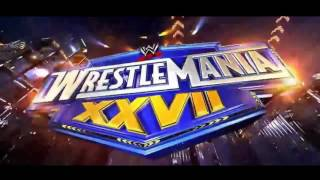 "Wrestlemania 27: Theme Song - ""Written In The Stars"" by Tinie Tempah  ft. Eric Turner"