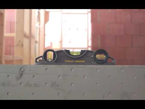 The STANLEY® FATMAX® Pro Torpedo Level.