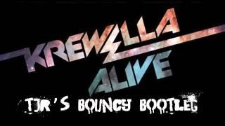 Krewella - Alive (TJR's Bouncy Version)