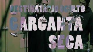 DESTINATARIO OCULTO - GARGANTA SECA (one take live 2016)