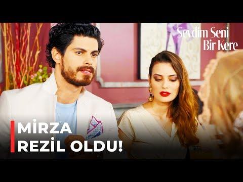 Leyla'nın Yemekte Mirza'yı Utandırdı | Sevdim Seni Bir Kere 146. Bölüm (İLK SAHNE)
