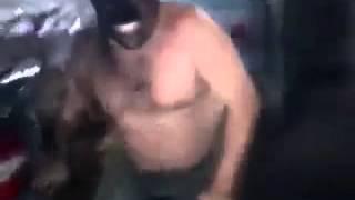 руснак запушва ауспуха на опел :D