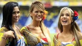 mundial fifa 2014 colombia goles musica y james rodriguez gracias mi seleccion