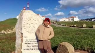 PORTUGAL: Cabo da Roca, Sintra, Cascais Natural 2015 -nurinayatik