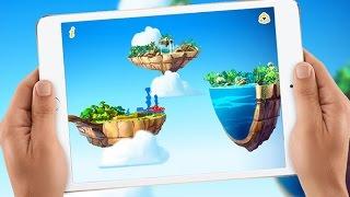 Nueva App de Danone - Las Aventuras de Dino - Review InApp HD