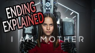 I AM MOTHER Ending Explained! Netflix 2019