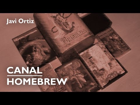 Canal Homebrew en directo con unboxing Play On Retro