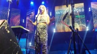 Hayley Kiyoko - Sleepover (LIVE) June 11 2017 Fort Lauderdale