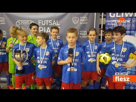 Flesz Gliwice / Piast wygrywa Śląską Ligę Futsalu!