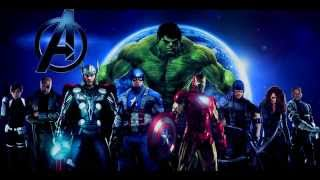 Avengers // AC DC / Shoot to Thrill