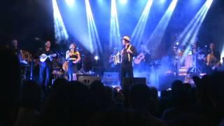 Corpo de Deus-Penafiel 2011- actuação de Augusto Canário e amigos