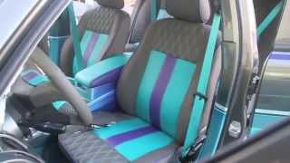 Ridin Dirty Upholstery Interior