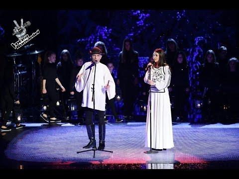 Ioana Ignat si Grigore Lese - Mama, inima mi-i arsa | FINALA | Vocea Romania