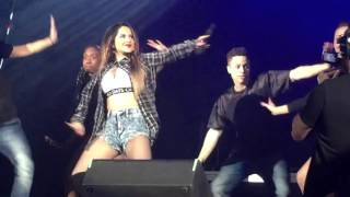 Becky G - Move It Live Mixmas Hidalgo 2015