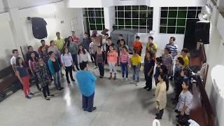 Salmo 133 - Coro Metropolitano IAJ (Bucaramanga)