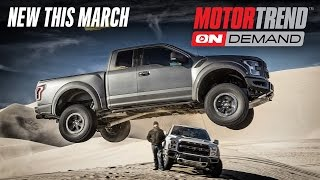 New This March 2017 on Motor Trend OnDemand!
