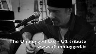 """Running to stand still"" cover by ""The Unplugged Co"" U2 tribute"