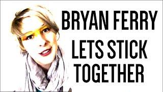 Bryan Ferry - Lets Stick Together - Drum Cover - Emily Dolan Davies