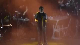 Massive Attack  - Hymn of The Big Wheel Live at Arena Flegrea Napoli 27/07/16