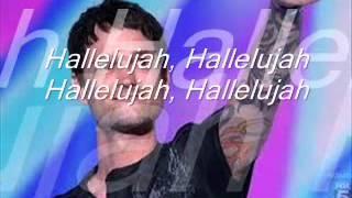 jeff gutt hallelujah lyrics