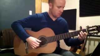Mockingjay Part 1: theme for guitar (James Newton Howard) + TAB