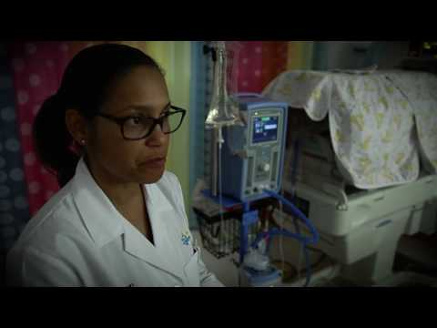 Meet Eneysis Pena, MD: Inside our Neonatology Unit