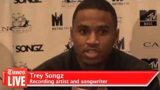Trey Songz to sizzle South Africa