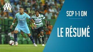 Sporting – OM (1-1) | Le résumé du match