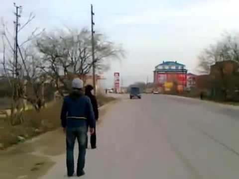 Łapanie stopa w Rosji