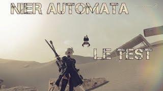 vidéo test NieR Automata par Zeyne