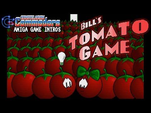 Amiga Game Intro: Bill's Tomato Game (Psygnosis, 1992)