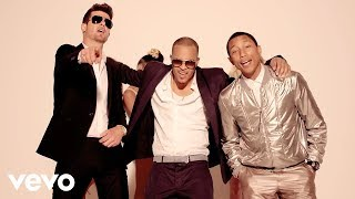 Robin Thicke - Blurred Lines (Unrated Version) ft. T.I., Pharrell width=