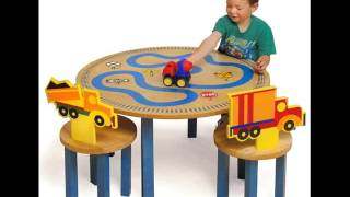 Kid's Table & Chair Sets | Playroom Baby & Kids Chairs | Kids Furniture