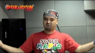 Chamada para o Anisoul Game edition! - Banda Bakudan!