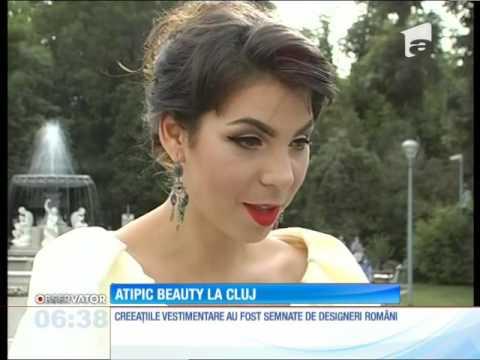Atipic Beauty! Douăsprezece tinere au defilat pe podium în scaune cu rotile, la Cluj