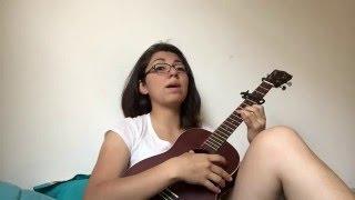 Sigues en mi - Benjamín Walker (cover con ukelele - Javi Miranda)